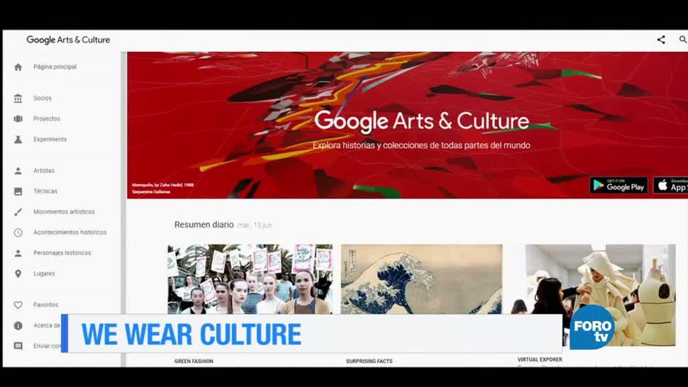 noticias, forotv, colección virtual. moda, más grande del mundo, colección de moda virtual