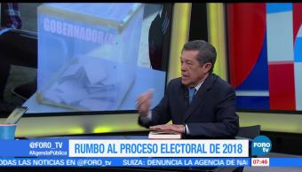 Rafael Cardona, analista político, Rumbo, proceso electoral del 2018