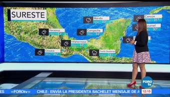 Tiempo al tiempo, Raquel Méndez, el clima, Hermosillo