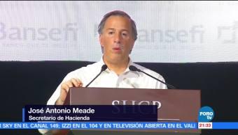 Presentan, programa, microfinanzas, rurales, SHCP, José Antonio Meade