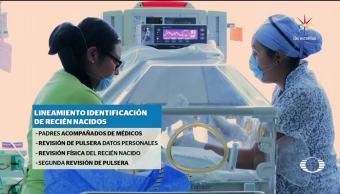 Edomex, implementa, protocolo, identificar, recién, nacidos