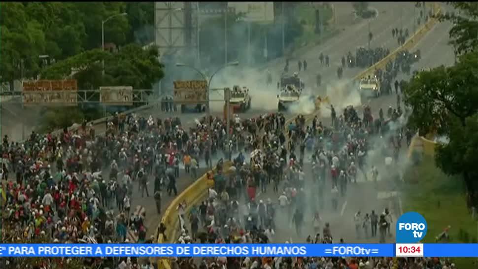 Crisis en Venezuela, principal tema, reunión OEA, Quintana Roo