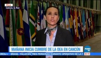 Este lunes, celebra, México, Asamblea, Organización Estados Americanos, OEA