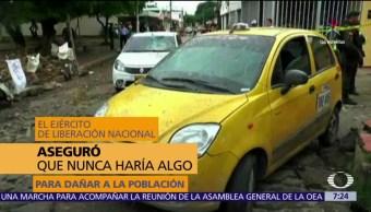 muertos, heridos, bomba, Bogotá, Colombia