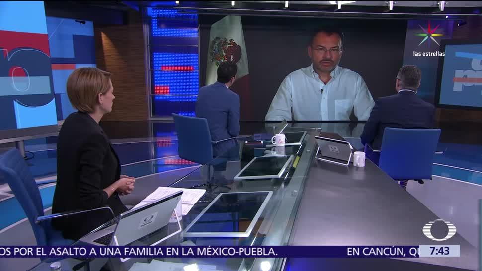 México, soberanía de Venezuela, crisis, Luis Videgaray