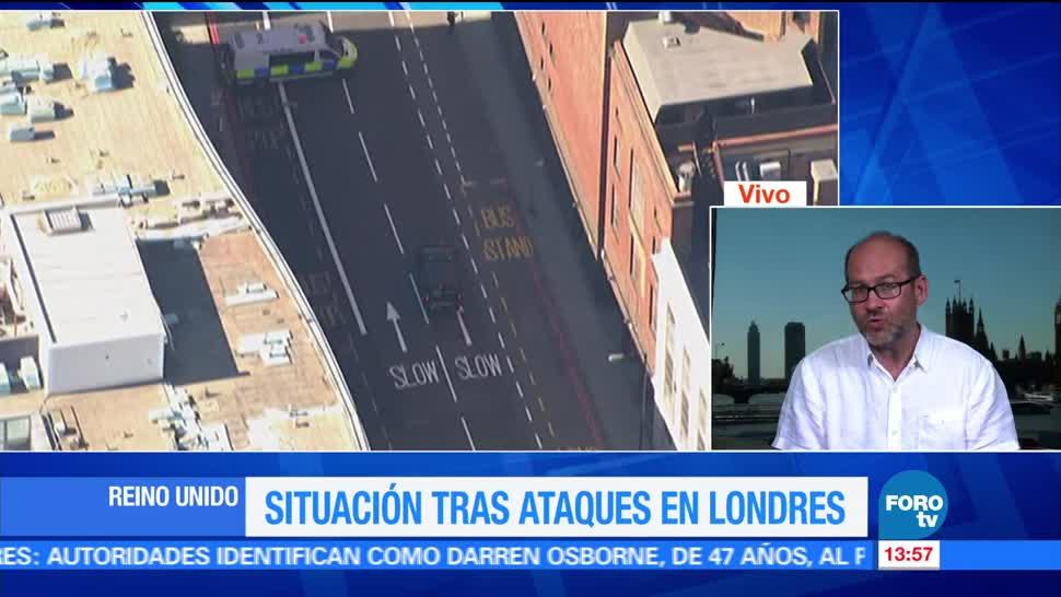 Situación, ataques, Londres, Vytas Rudavicius