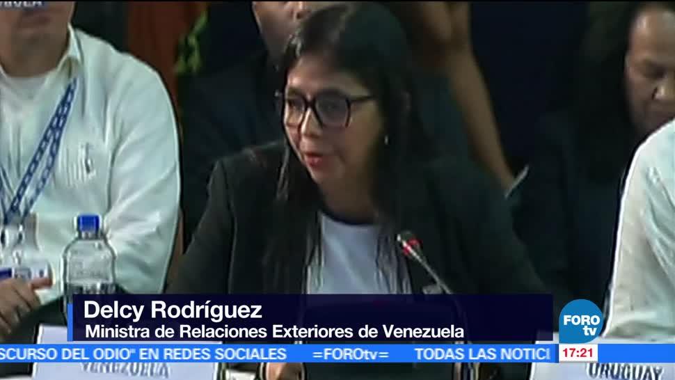 Venezuela, niega, resoluciones, OEA