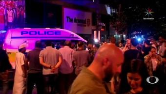 noticias, televisa, Nuevo atentado, Londres, mezquita, Terrosimo