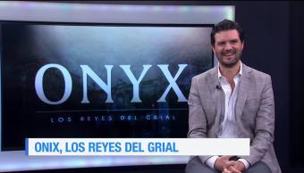 Matutino Express, director, Roberto Girault, documental ficción ONYX, 2018