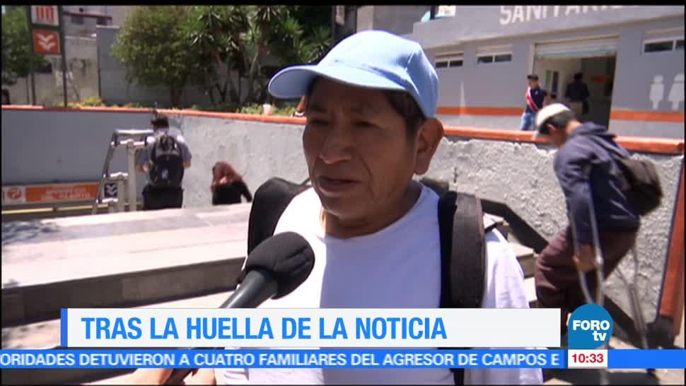 'Reporñero', calles de la Ciudad de México, demostrar, amor