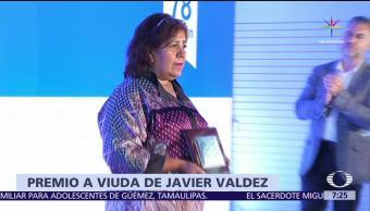Asociación de Prensa, Madrid, periodista mexicano, Javier Valdez