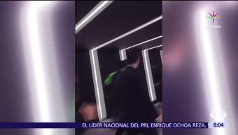 autoridades de la Ciudad de México, Ciudad de México, pelea entre alumnos, Instituto Cumbres México, Instituto Irlandés México