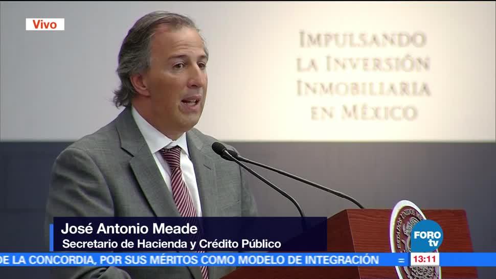 noticias, forotv, Desarrollo inmobiliario, impulsa, crecimiento económico, Meade