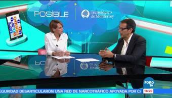 noticias, forotv, Entrevista, Juan Alberto González, líderes del mañana, Fractal Posible