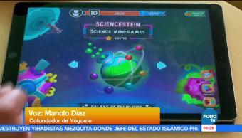 noticias, forotv, Yogome, empresa mexicana, juegos educativos, infantiles