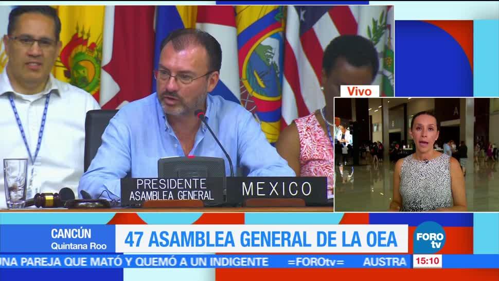 noticias, forotv, Venezuela, factor, desestabilización, región