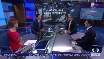 Francisco Rivas, Observatorio Nacional Ciudadano, Despierta con Loret, delitos en México