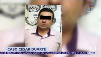 Fiscalía de Chihuahua, exdiputado Fernando Reyes, empresario Iván Eli Sánchez, César Duarte