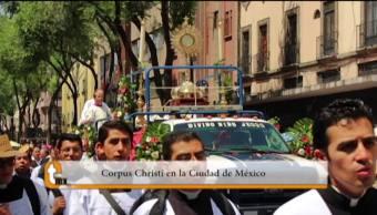 Esteban Arce, reportaje, Corpus Christi, Ciudad de México