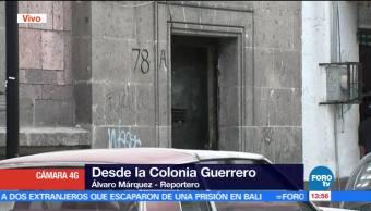 noticias, forotv, hombre, suicida, colonia Guerrero, Ciudad de México