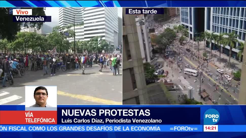 noticias, forotv, reacciones, Venezuela, Asamblea General de la OEA, Luis Carlos Díaz