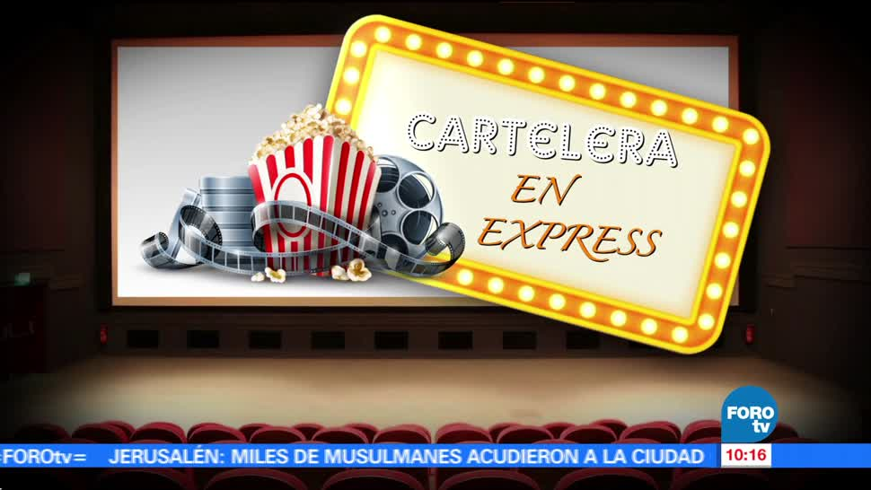 cartelera, express, Adriana Riveramelo