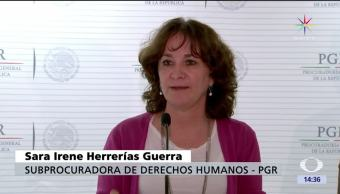 noticias, forotv, PGR, investigará, espionaje, Derechos Humanos