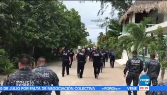 noticias, forotv, Gendarmería Ambiental, opera, Yucatán, Q.Roo