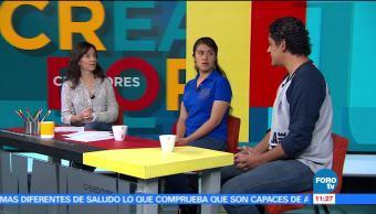 Creadores Universitarios, programa completo, Leonora Milán