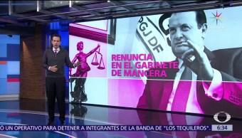 Gustavo Madero, Alejandra Barrales, frente amplio opositor, Mesa política