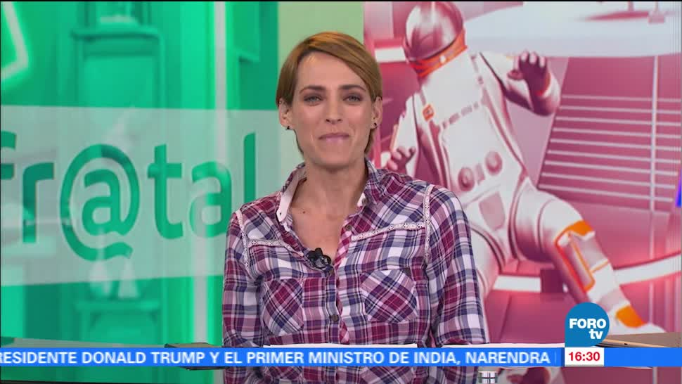 Fractal, Programa completo, 26 junio, Ana Francisca Vega