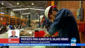 Aumentar, salario mínimo, generar, desempleo