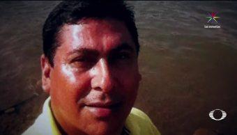 noticias, televisa, Encuentran, restos, periodista, Salvador Adame