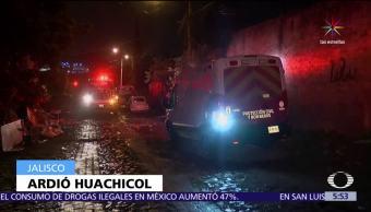 Zapopan, Jalisco, colonia El Mante, combustible robado