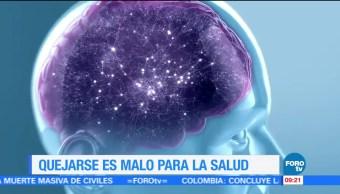 experto, cerebro, graves repercusiones, salud mental