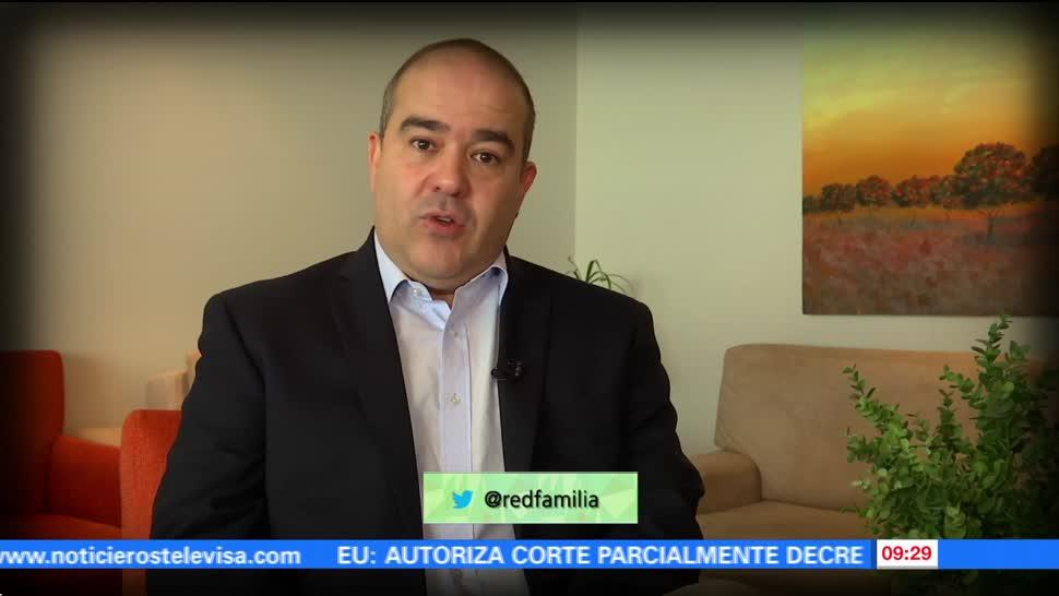 Mario Romo, director de Red Familia, hijos, padres convictos