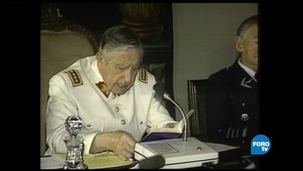 noticias, forotv, Familia Pinochet, recupera, fortuna, Augusto Pinochet