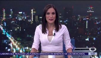 Las noticias, Danielle Dithurbide, junio
