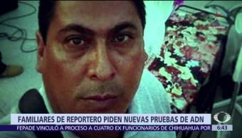 Familia, Salvador Adame, solicitará, nuevas pruebas de ADN