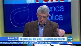 Implicaciones, Sistema Nacional Anticorrupción, empresarios