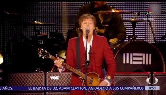 Paul McCartney, Ciudad de México, One on One, Estadio Azteca