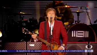 Paul McCartney, Ciudad de México, One on One, Estadio Azteca