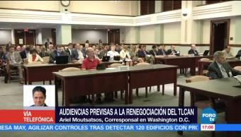 Washington, renegociación del TLCAN, TLCAN, derechos laborales
