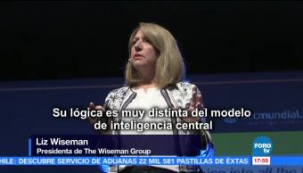 Liz Wiseman, The Wiseman Group, liderazgo, CDMX
