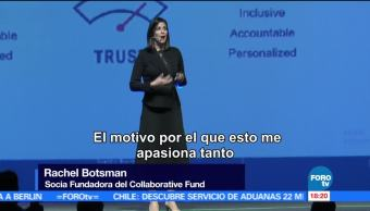 Rachel Botsman, Collaborative Fund, reputación, historial crediticio