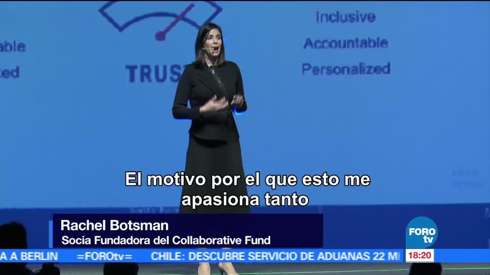 Rachel Botsman, Collaborative Fund, reputación, historial crediticio