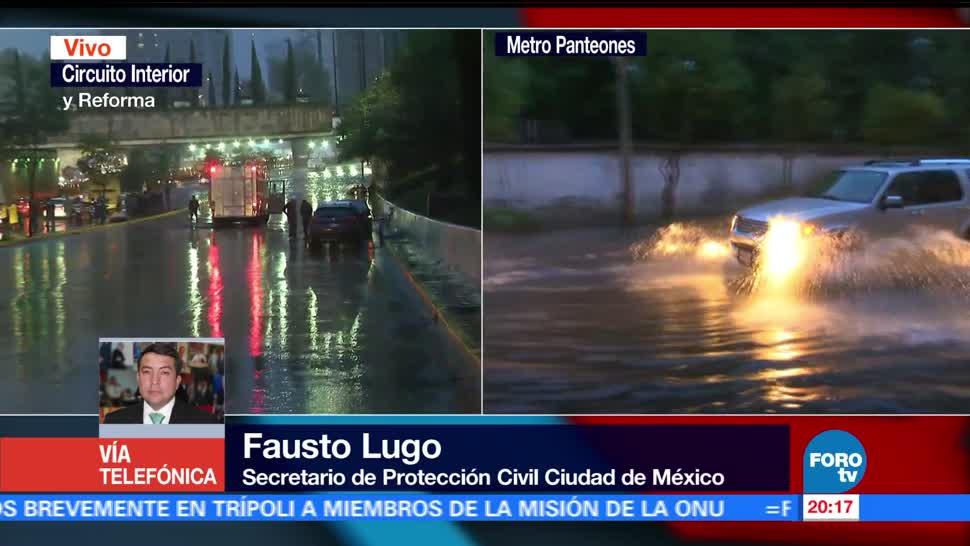 noticias, forotv, prioridad, movilidad, vías primarias, Fausto Lugo