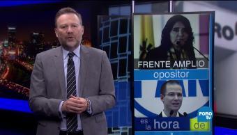noticias, forotv, Frente Amplio Opositor, Frente Amplio, PAN, PRD