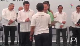noticias, televisa, Acarreo de funcionarios, Chiapas, ocurre a menudo, Acarreo