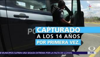 Delincuentes, Guanajuato, obtienen libertad, reincidencia en robos